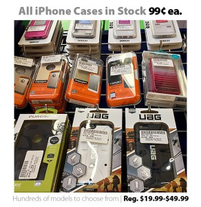 All iPhone Cases in Stock on sale for 99 cents each
