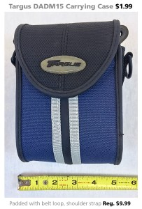 Targus DADM15 Medium Adventure Series Carrying Case for $1.99 (reg. $9.99)
