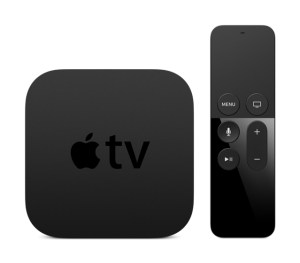 Apple TV with remote (4th gen.)