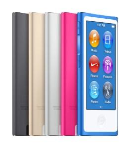 iPad nano family