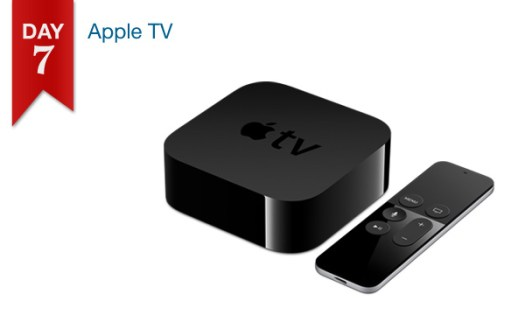 $20 off all Apple TV models in stock (12/19/16 only)