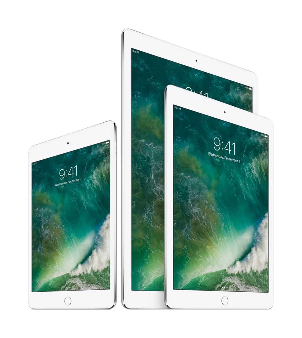 iPad family Apple tablet iPad Pro sales service Connecting Point Medford Oregon