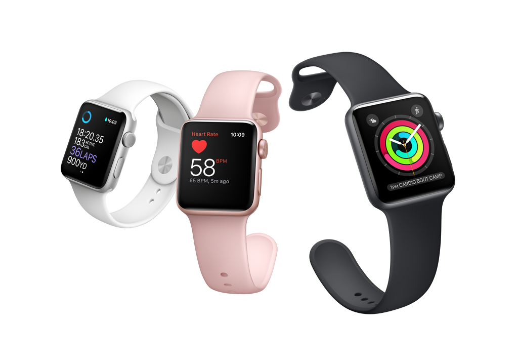Mother's Day 2017 Apple Watch gifts mom Connecting Point Medford OR