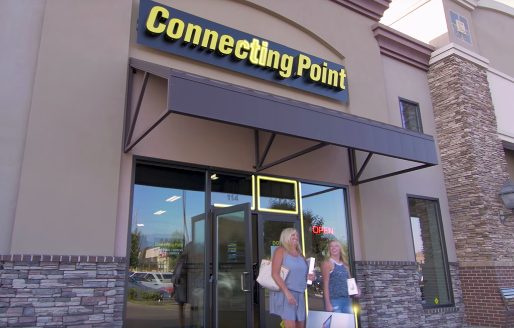 head back with a new Mac and a Success Pack, from Connecting Point Medford OR