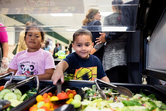 Elementary School Nutrition Services