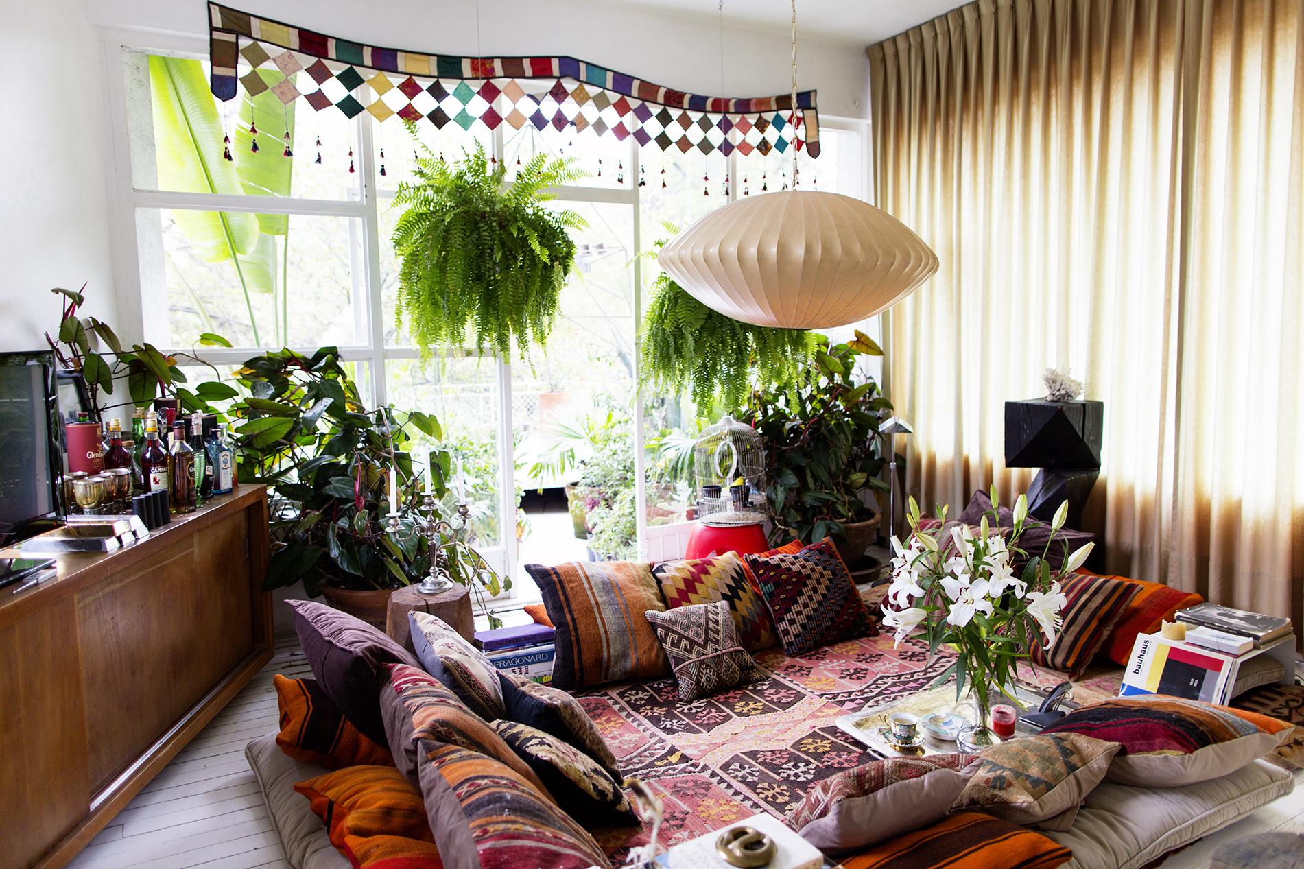Idée Décoration Chambre Hippie