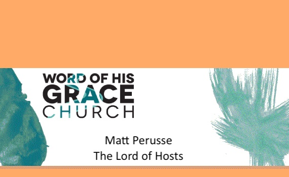 The Lord of Hosts