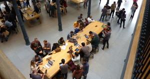 Apple se distingue por cuidar el diseño de sus espacios de venta