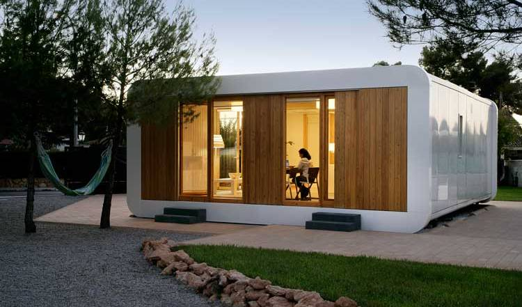 EVERYTHING YOU'VE ALWAYS WANTED TO KNOW ABOUT THE MODULAR HOUSES