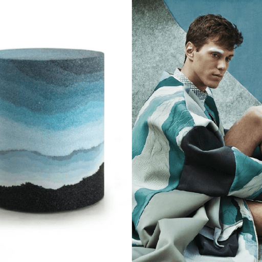 When Interior Design Meets Fashion – Topography 2.0 by Gudy Herder
