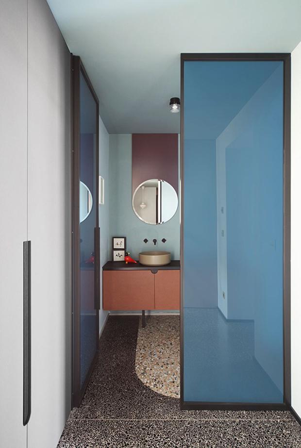 Apartment in Turin de Marcante Testa Architetti