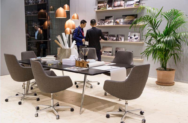 Orgatec tendances qui marqueront le design du bureau du futur