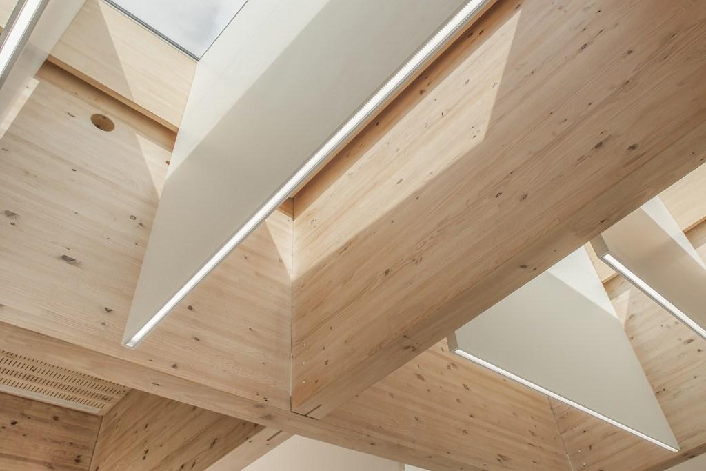 Las 'imperfecciones' de la madera natural son muy apreciadas por el Wabi Sabi