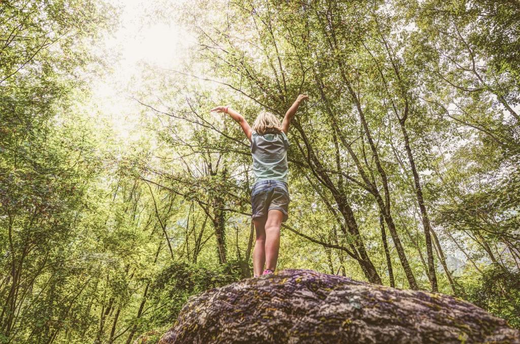 Síndrome de Heidi o el déficit de naturaleza en nuestras vidas