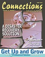 June 2008 issue of Connections Magazine