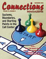 November 2008 issue of Connections Magazine