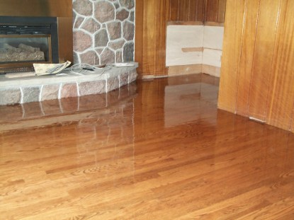 flooring contractor Bowmanville