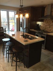 Kitchen contractor renovations