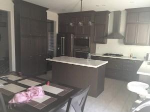 Kitchen renovation Oshawa