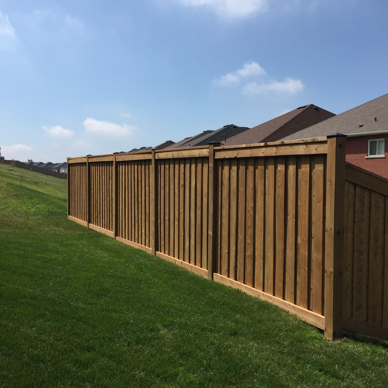 Fence installing company