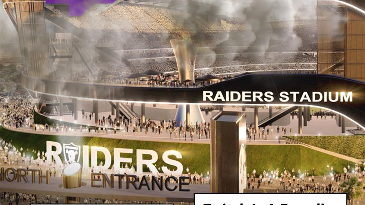 Twitch partners with the Raiders & Allegiant Stadium