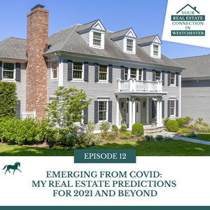 Your Real Estate Connection in Westchester with Harriet Libov | Emerging From COVID: My Real Estate Predictions for 2021 and Beyond