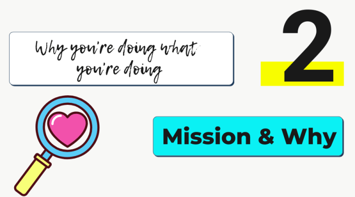 You mission and your why to help you market your spiritual business