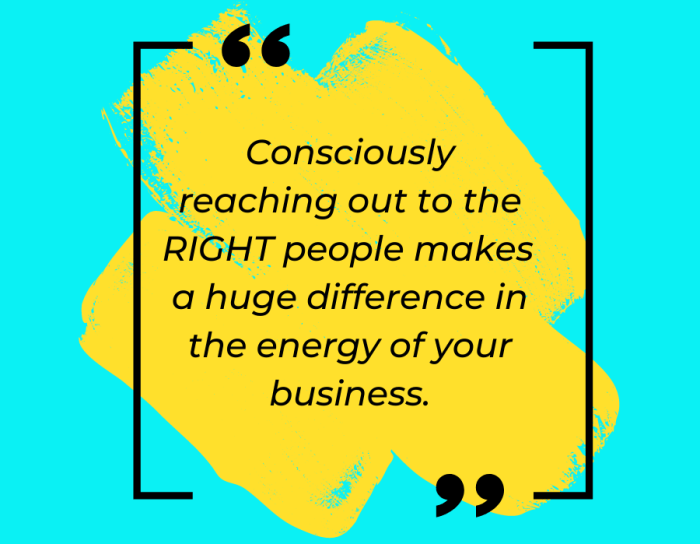 Collaboration over competition: consciously reaching out to the right people makes a huge difference in the energy of your business within the spiritual industry