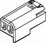 delphi 2 way auto unsealed connector for Buick MCT