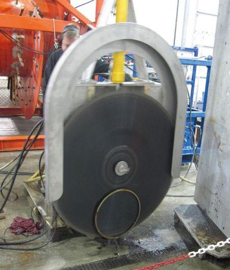 pipe cutting with a circular saw