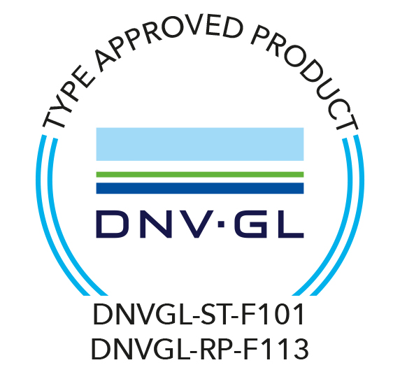 DNV GL Type Approval - MORGRIP