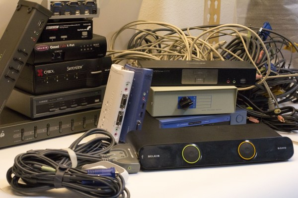 Other KVM switches that people traded in