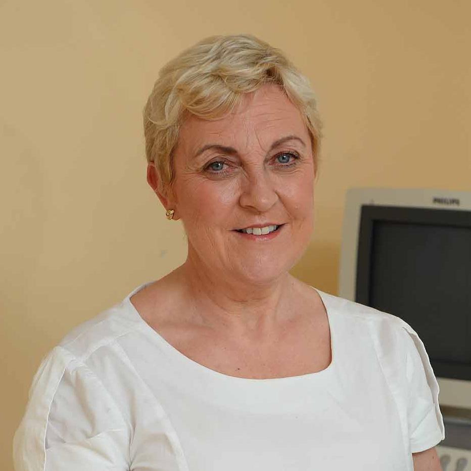 Dr Mary McCaffrey