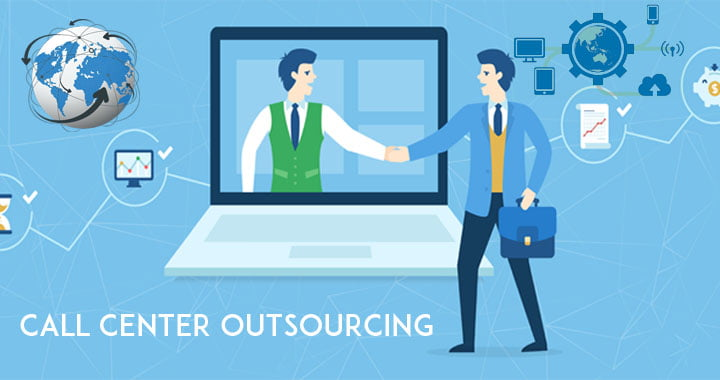 contact a leading outsourcing agency