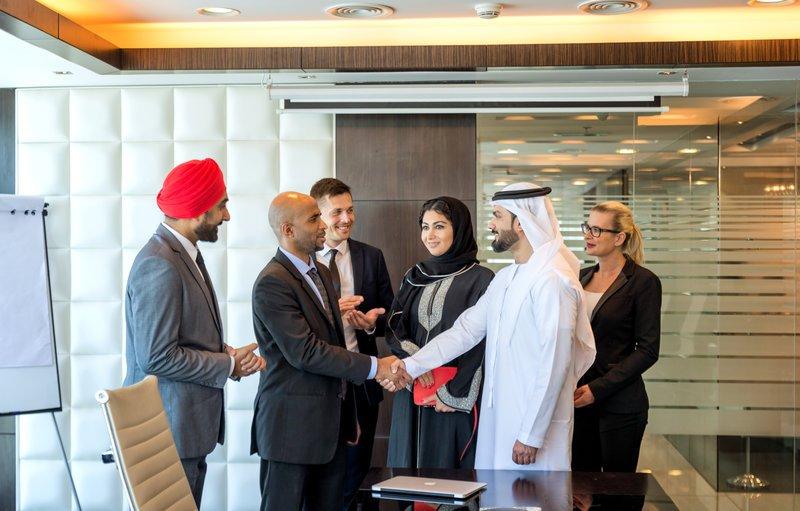 Emirati photo business