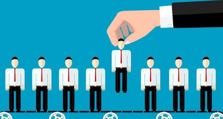 What is the temporary staffing process?
