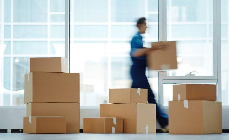 relocation to employee to Abu Dhabi