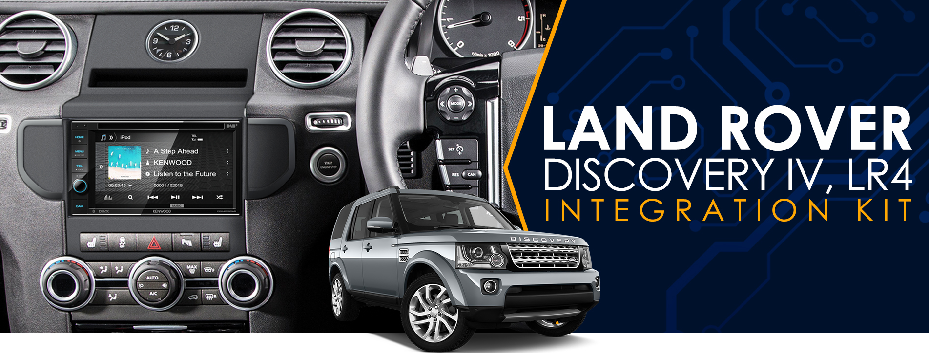 hight resolution of land rover installation kit