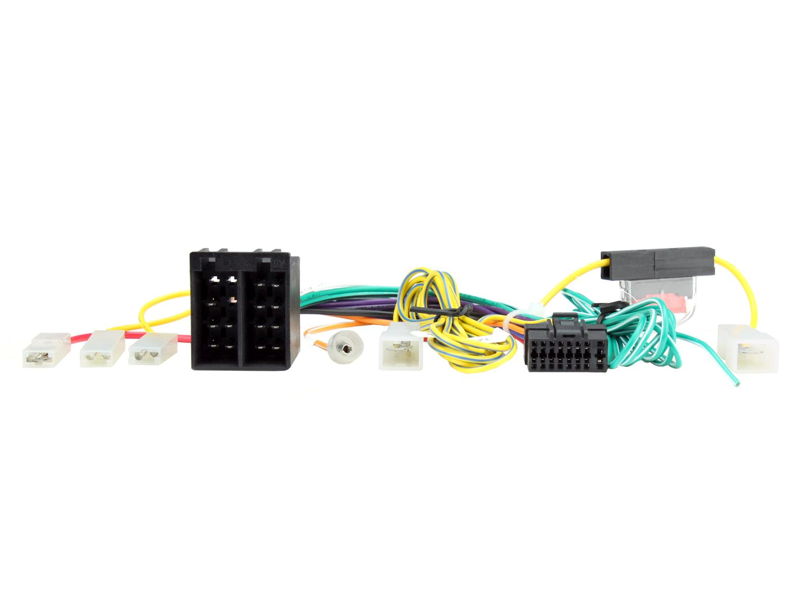 hight resolution of connects2 ltd kenwood car radio 16 pin iso wiring harness kdc krc connector adapter