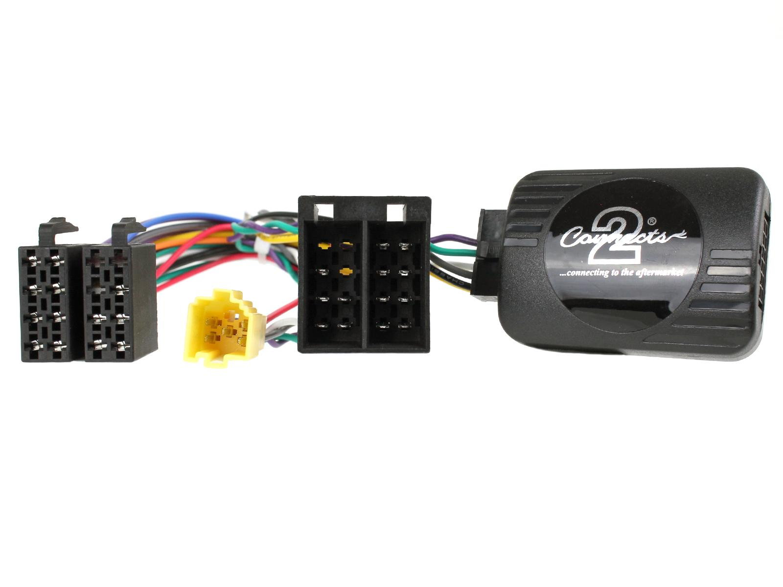 hight resolution of headunit connection lead