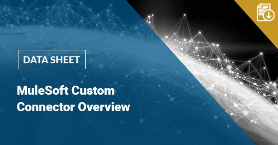 MuleSoft Custom Connector Overview