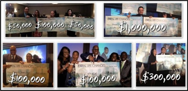 TLC-top earners