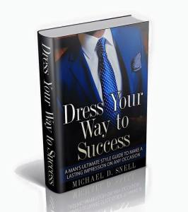 michael snell dress your way to success book gentlemen versus swag
