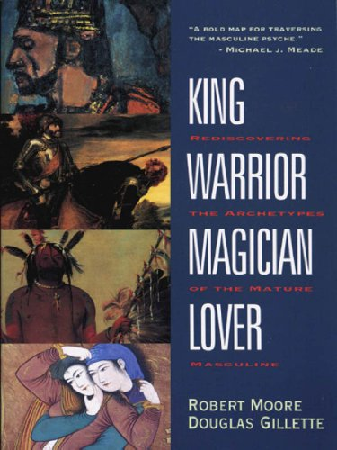King Warrior Magician Lover Book