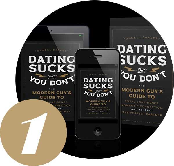 buy dating book for men