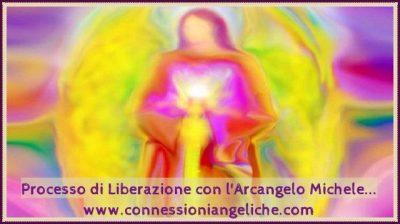 Processo di Liberazione con l'Arcangelo Michele