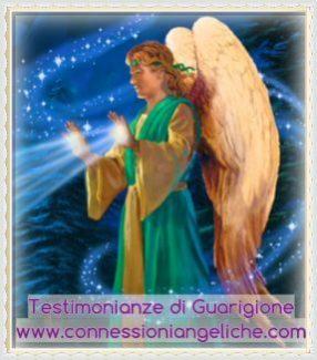 Testimonianze-di-Guarigione Energetica, Testimonianze di Guarigione a Distanza, Testimonianza di Guarigione con le Nuove Frequenze di Luce.