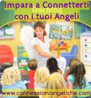 CONNETTERSI CON GLI ANGELI - CONNESSIONE AGLI ANGELI -IMPARARE A CONNETTERSI CON GLI ANGELI - CONNETTERSI CON L'ARCANGELO MICHELE
