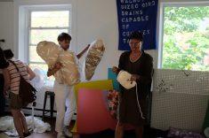 Ryan O'Toole and sophia bartholomew, Installing