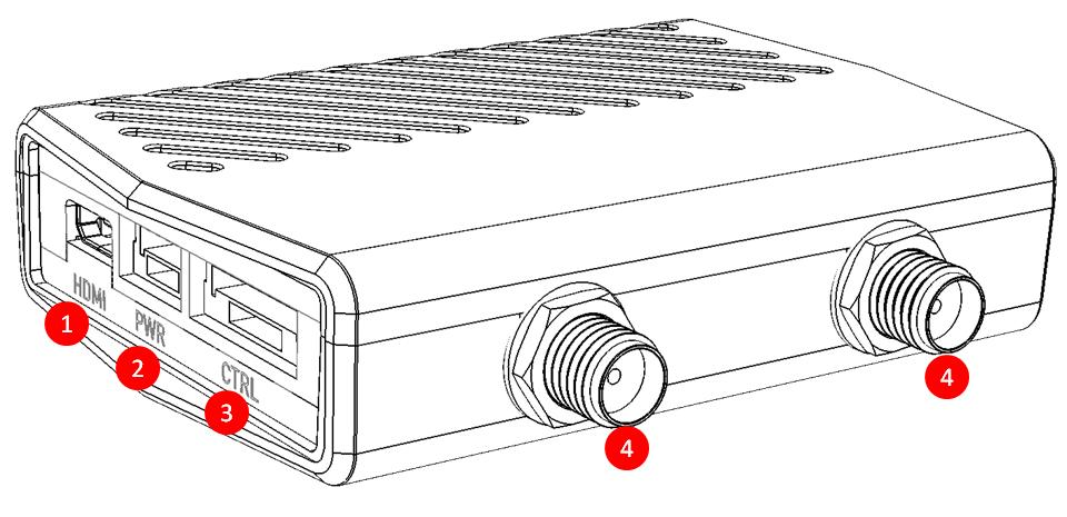 CONNEX mini Air Unit (Transmitter)